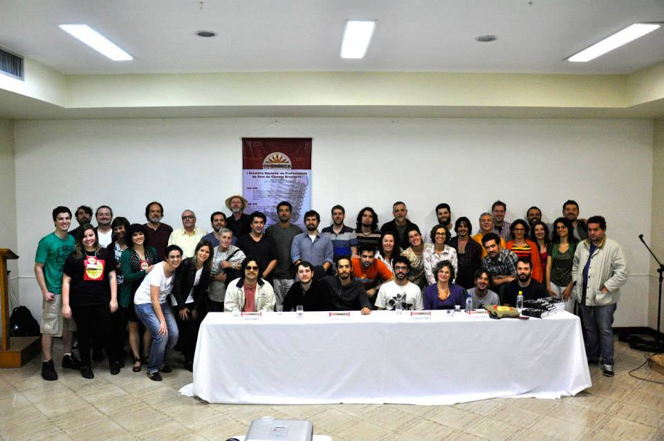 Participantes do IENPSCB