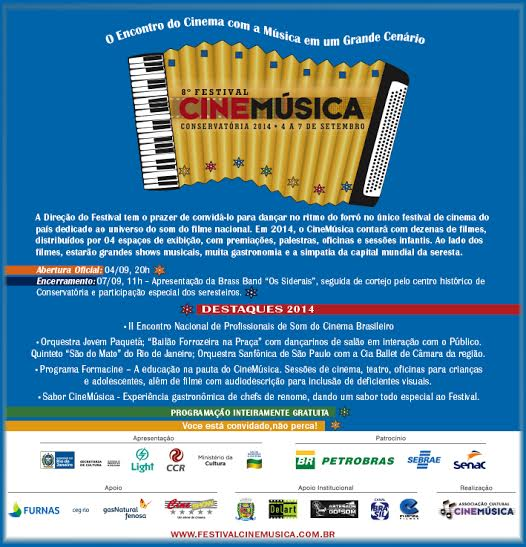 8th Festival CineMúsica
