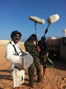 Danilo e soldados do som